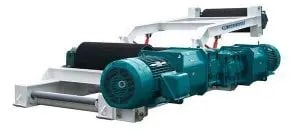 48BW Dual 200 HP Alignment-Free Conveyor